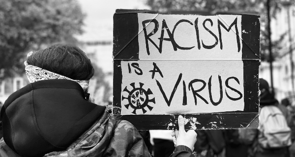 racism is a virus